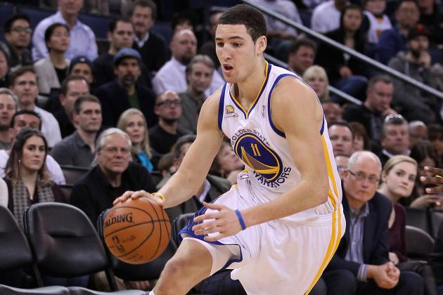 Warriors Exercise Contract Option on Klay Thompson