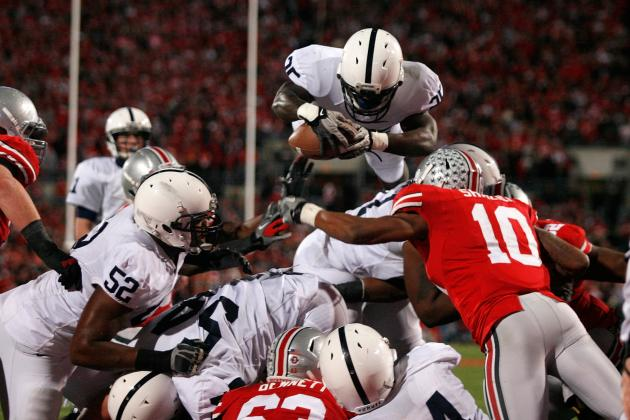 Ohio State vs Penn State: Latest Spread Info, BCS Impact and Predictions