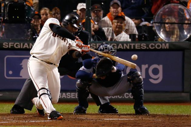 Behind Kung Fu Panda Persona, Sandoval Now a Historic Power Hitter