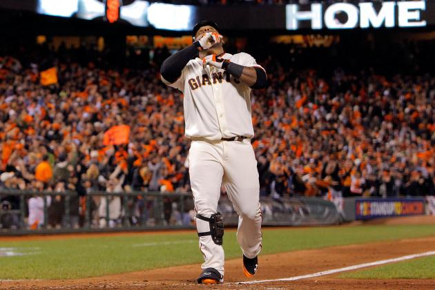 World Series Game 1: Grading San Francisco Giants' Top Offensive Players