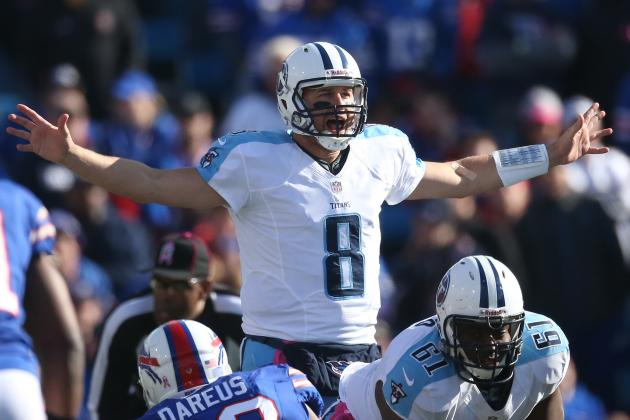 Fantasy Implications of Titans Starting Matt Hasselbeck over Jake Locker