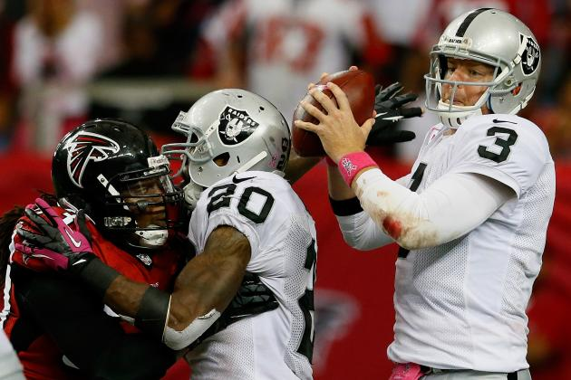 Oakland Raiders Weekly Progress Report: Where Do They Stand Headed into Week 8
