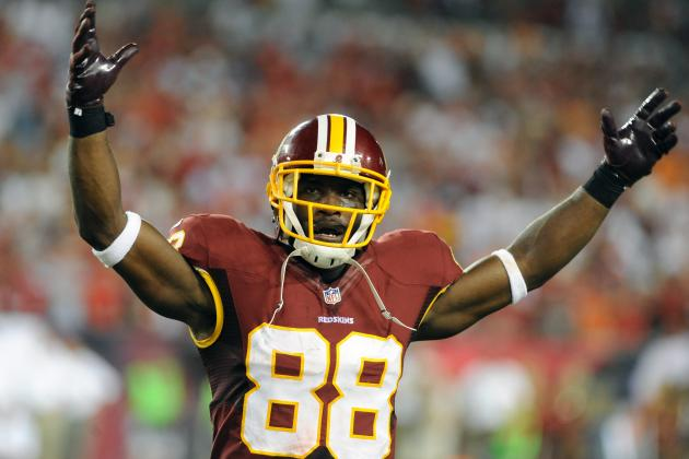Pierre Garcon Injury: Updates on Redskins WR's Status and Fantasy Value