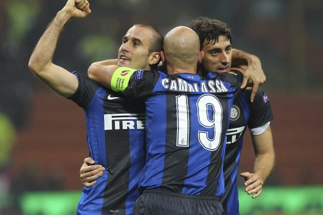 Match Report: Inter 1-0 Partizan