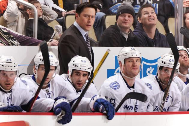 Guy Boucher: Pressure Will Be on Tampa Bay Lightning Coach When Play Resumes