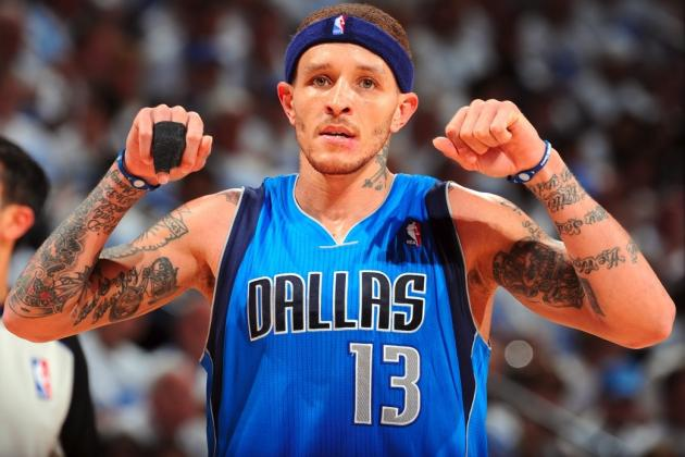 Dallas Mavericks Must Part Ways with Delonte West After Second Suspension