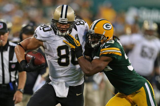 Jimmy Graham and Most Risky Week 8 Fantasy Starters