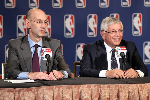 Measuring Impact of Adam Silver Replacing David Stern as Commissioner in 2014