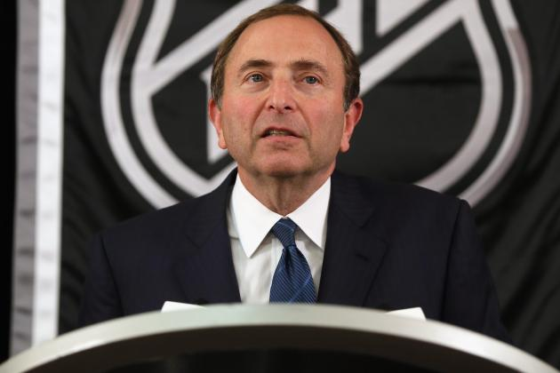 NHL Will Withdraw Proposal Once Deadline Clears