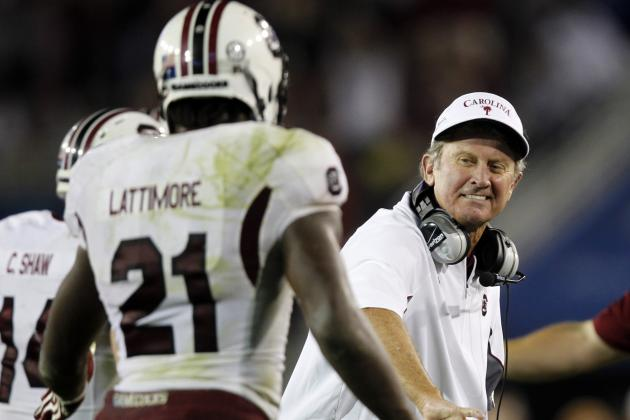 Tennessee vs. South Carolina: Latest Spread Info, BCS Impact and Predictions