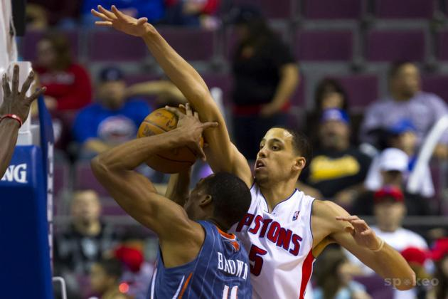 Have the Detroit Pistons Already Made Up Their Mind About Austin Daye?