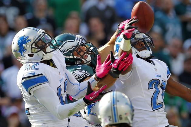 Lions DBs Amari Spievey, Jacob Lacey out with Concussions