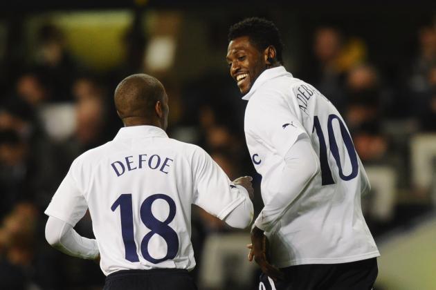 Tottenham Hotspur: Villas-Boas Faces Dilemmas in Fitting in Goalscoring Threats