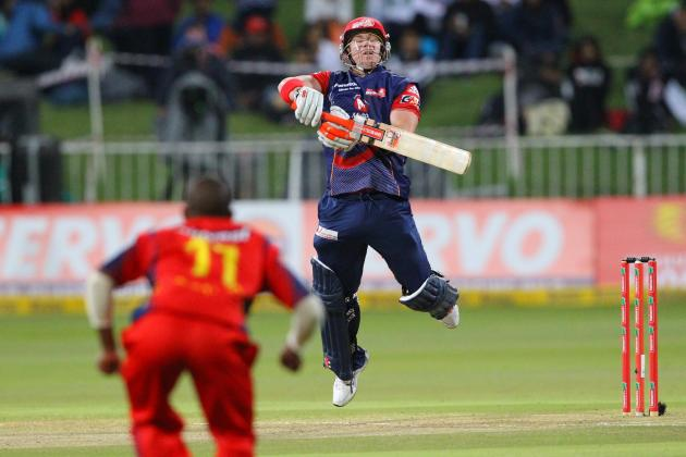 Delhi vs. Highveld: Recap, Score & More from Champions League T20 2012 Semifinal