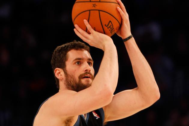 Minnesota Timberwolves' Disaster Plan as They Await Kevin Love and Ricky Rubio