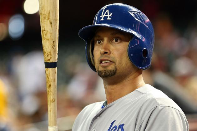 Atlanta Braves: Could Shane Victorino Be the One Who Replaces Michael Bourn?