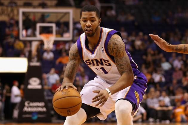 Suns Exercise Option on Markieff Morris