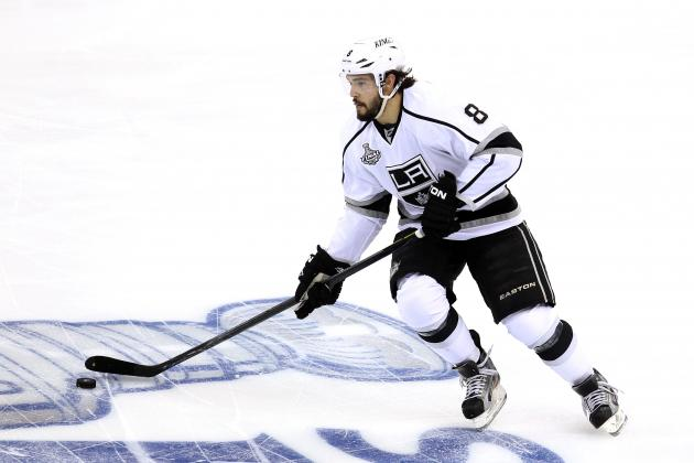 Los Angeles Kings: Why Drew Doughty Will Eventually Win A Norris Trophy