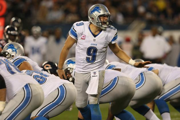 Lions Weekly Progress Report: Lions Have a Long Road Ahead Starting in Week 8