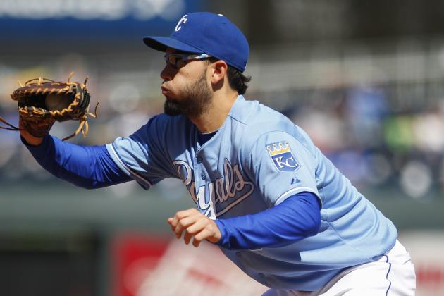 Kansas City Royals: Consider Dealing Eric Hosmer to the Rays