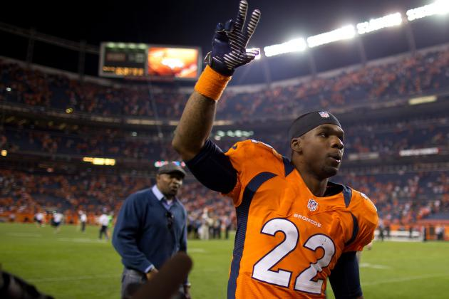 Broncos' Tracy Porter Missing Time After Summer Seizure; Hopeful vs. Saints
