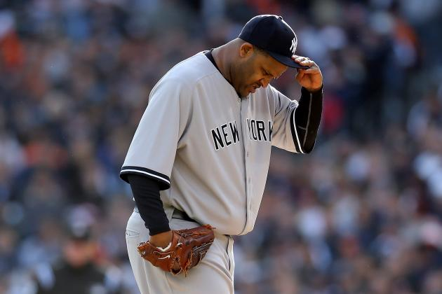 CC Sabathia Has Surgery to Remove Bone Spur from Elbow