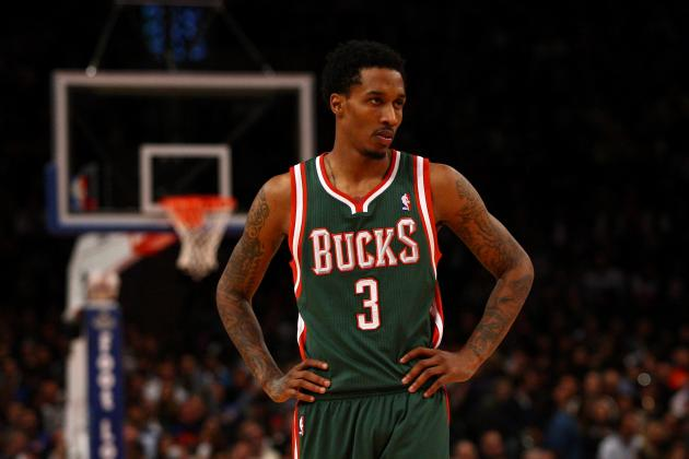 NBA Trade Rumors: Milwaukee Bucks Should Resist Trading Brandon Jennings