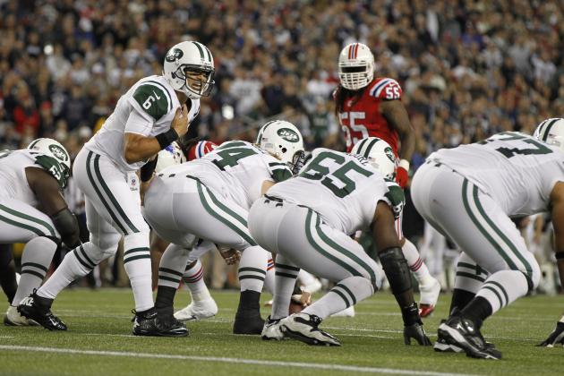 NFL Week 8: Do the New York Jets Have Any Shot at the Playoffs?