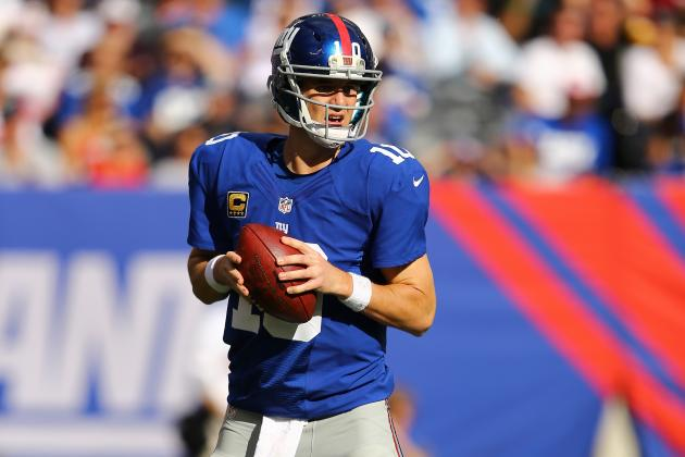New York Giants vs. Dallas Cowboys: Sketching out a Game Plan for New York