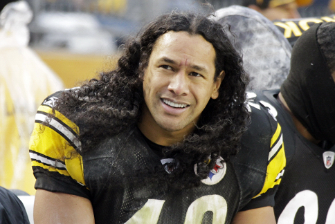 Troy Polamalu Most Liked NFL Player, Ndamukong Suh Least Liked According to Poll