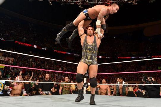 WWE Hell in a Cell 2012: Why CM Punk Will Make Ryback a Star