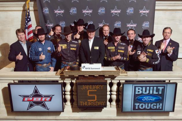 PBR World Finals 2012: Event Schedule, TV Info, Dates and Top Bull Riders