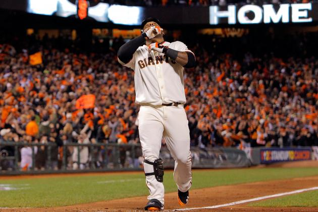 Pablo Sandoval's Hands Are Back at Full Strength and so Is His Bat