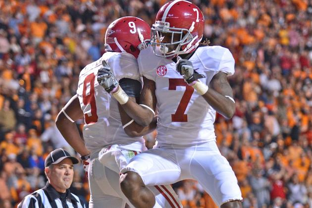 A Blueprint on How to Beat Alabama Crimson Tide Football