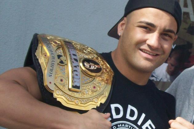 Bellator Looking to Hold onto UFC-Bound Eddie Alvarez