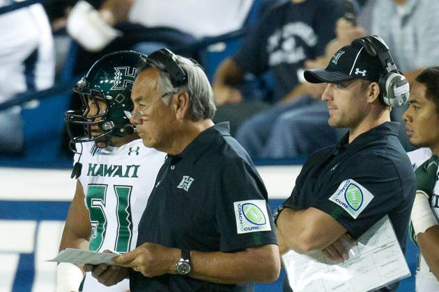 Hawaii Warriors Look to Reverse Fortune Against Injury-Riddled Colorado State