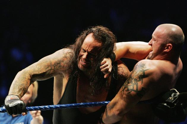 Why the Undertaker Is the Greatest WWE Wrestler of All Time