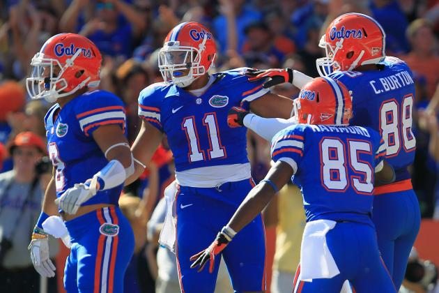 Florida vs. Georgia: Latest Spread Info, BCS Impact and Predictions