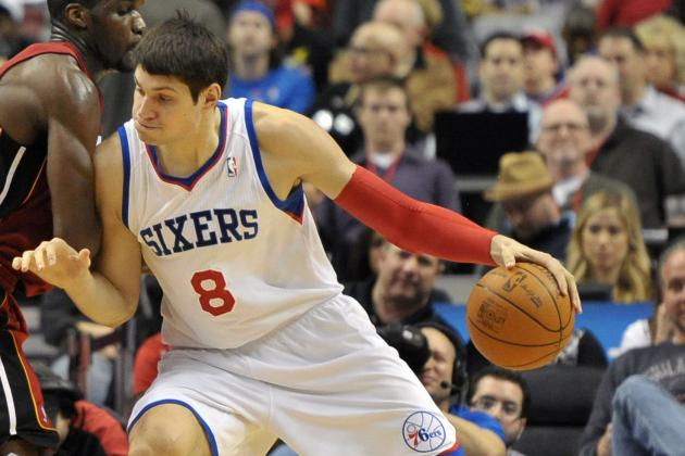 Nik Vucevic Embraces His Opportunity in His 1st Season with the Magic
