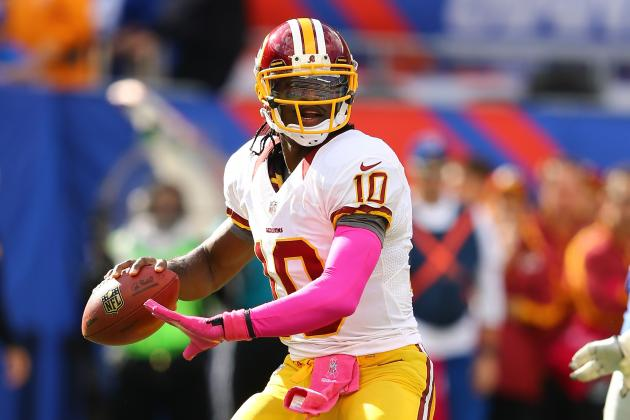 Buying or Selling Robert Griffin III as First QB of 2012 Class to Win Super Bowl