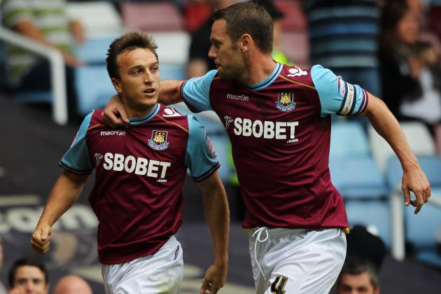 West Ham: An Unabashed Love Letter to Kevin Nolan and Mark Noble