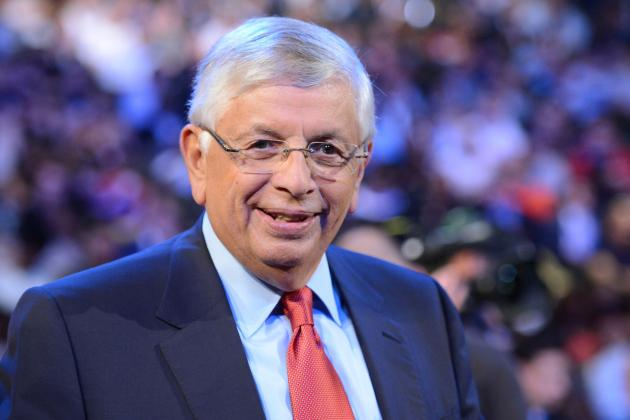 Commissioner David Stern Leaving the NBA at a Crossroads