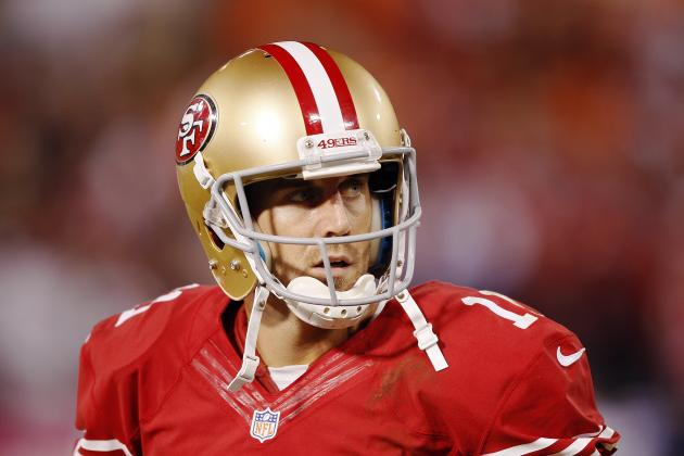 San Francisco 49ers' Quarterback Alex Smith Says His Confidence Not Shaken