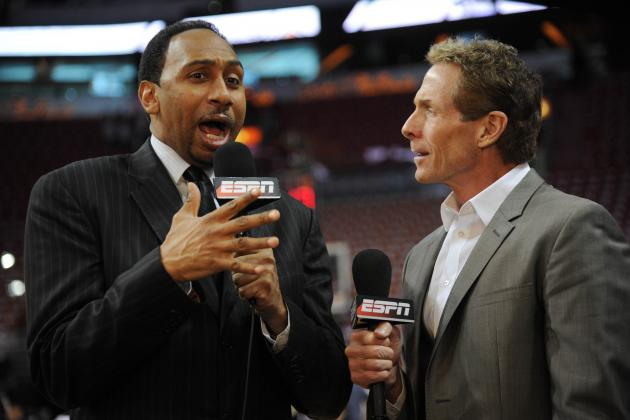 ESPN Personality Stephen A. Smith Under Fire for Apparent Racial Slur
