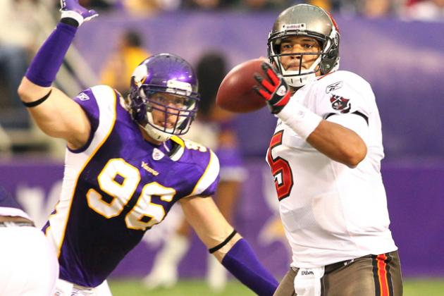 Tampa Bay Buccaneers vs. Minnesota Vikings: Live Score, Highlights and Analysis