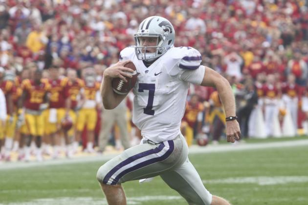 Is Collin Klein the Next Tim Tebow?