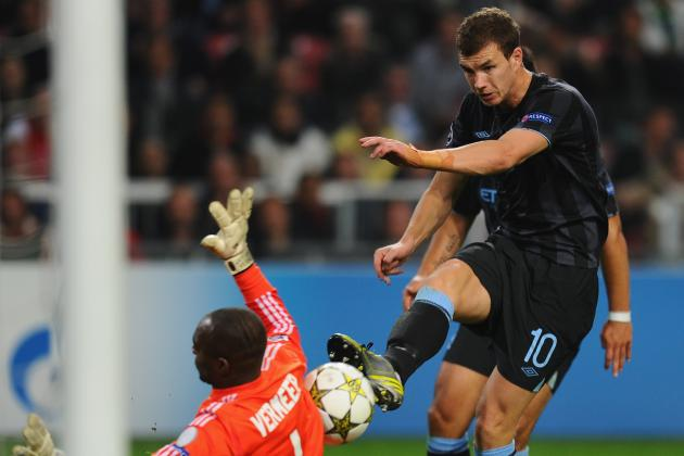 Manchester City: Edin Dzeko & Lust for Glory vs. His