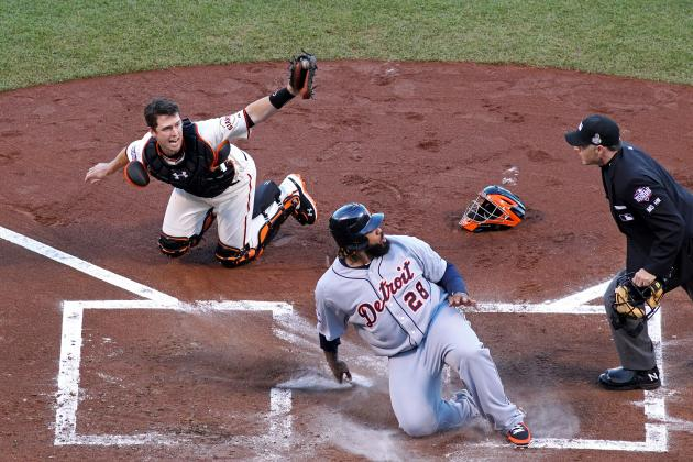 Detroit Tigers vs. SF Giants: World Series Game 2 Score, Analysis, Reaction