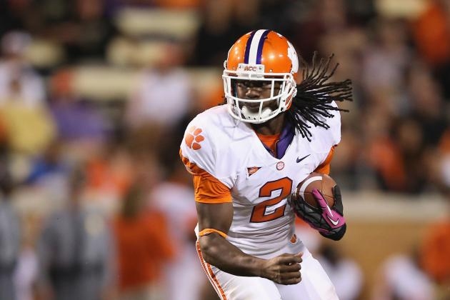 Sammy Watkins Sets Clemson Single-Game Receiving Record
