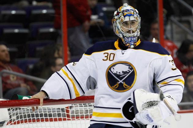 NHL Lockout: Ryan Miller Sees Lockout as Disregard for Sport, Fans and Culture